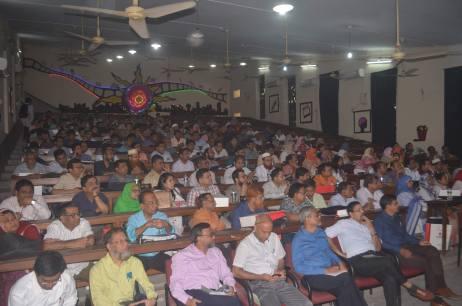 Seminar at Rajshahi Medical College