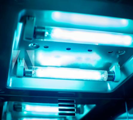 UV-C Décontamination