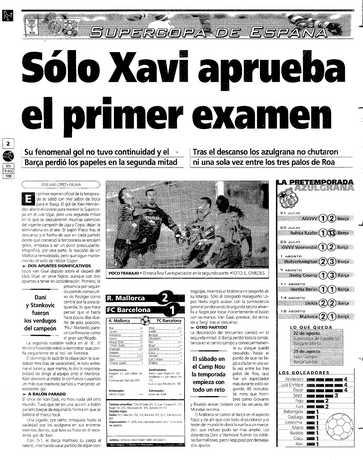 Edición del miércoles 19 de agosto de 1998 - Página 2