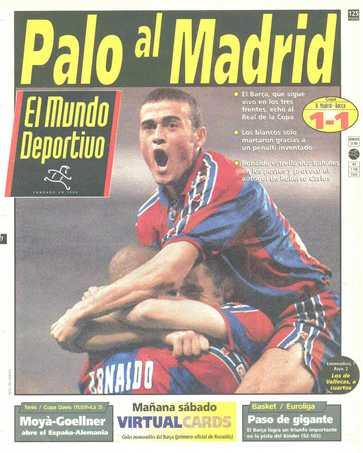 Edición del viernes 07 de febrero de 1997 - Página 1