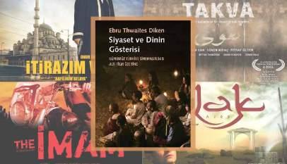 Ebru Thwaites Diken-Siyaset ve Dinin Gösterisi, kitap kapağı görseli