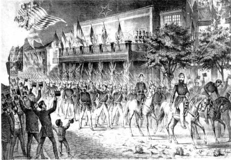 Na foto, os imperialistas brasileiros à época, que fizeram de tudo para derrotar militarmente o próspero e independente Paraguai de então.