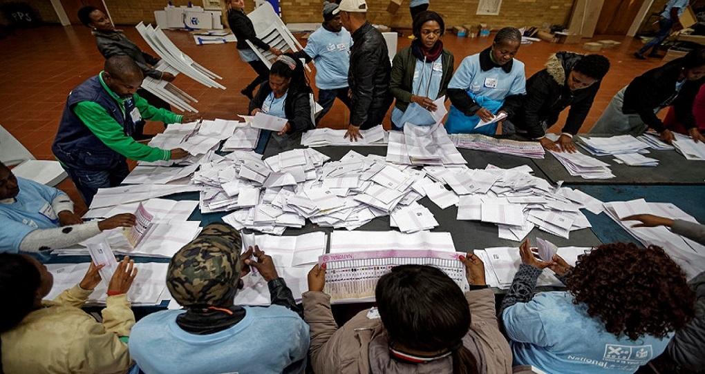 Afrique du Sud : L'ANC sort affaibli des élections législatives