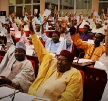 Les députés nigériens lors de l'adoption de la loi © Hémicycles d'Afrique