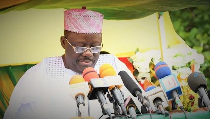 Louis Vlavonou, président de l'Assemblée nationale du Bénin © Hémicycles d'Afrique