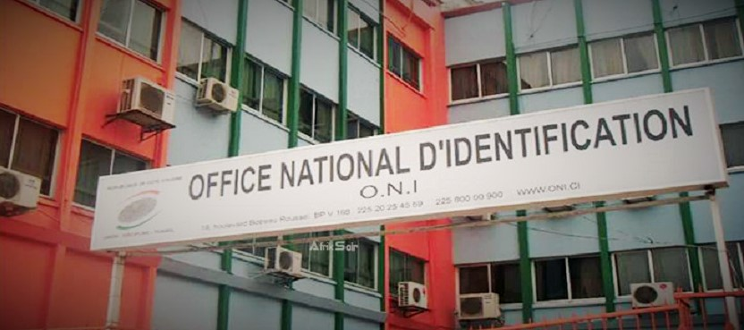 Le siège de l'Office national d'identification, organe qui se chargera de l'établissement de cette carte nationale d'identité biométrique © Hémicycles d'Afrique