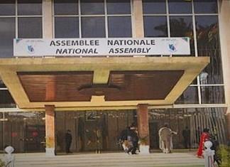 Siège de l'Assemblée nationale du Cameroun © Oeil d'Afrique/HA