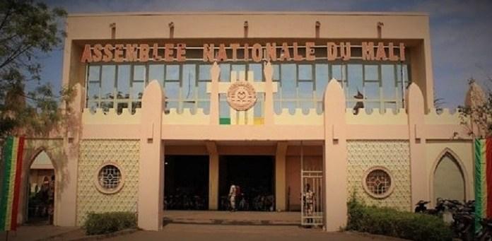 Siège de l'Assemblée nationale du Mali ©Hémicycles d'Afrique