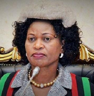 Catherine Hara, nouvelle présidente de l'Assemblée nationale de Malawi © Parliament of Malawi/ HA