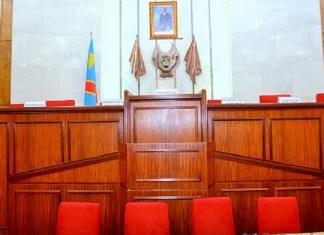 Vue des sièges du bureau de la Chambre haute de la RD Congo © Radio Okapi/ HA