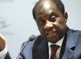 Thambwe Mwamba, Nouveau président du sénat en République démocratique de RD Congo© CongoMikili