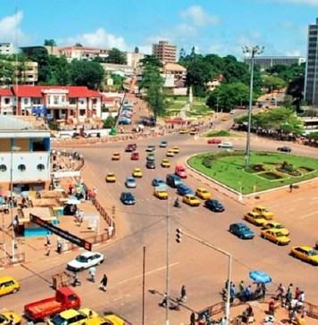 Ville de Yaoundé, Cameroun © Cameroon-Info.Net/ HA