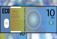 La monnaie unique de la CEDEA qui devrait voir le jour courant 2020 © Togonews