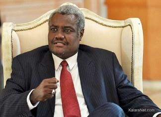 Moussa Faki, président de la Commission de l'Union africaine © KalaraNet