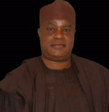 Adekoya Adesegun Abdel-Majid, whip de la minorité parlementaire © politicians Data / HA