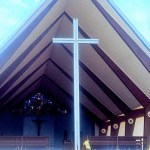 St. Barbara Catholic church in Ghana © Wikipedia