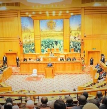 Vue de l'Assemblée nationale du Gabon ©Investir Gabon