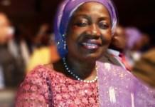 Lucie Sessinou, présidente du Réseau des femmes élues conseillères du Bénin © J.F / HA