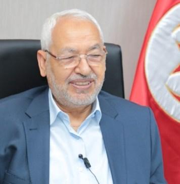 Rached Ghannouchi, nouveau président de l'Assemblée des représentants du peuple Tunisie © Wikipedia / HA