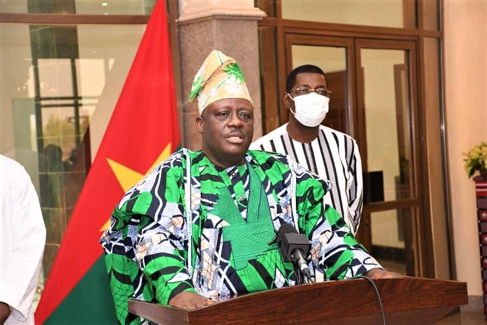 Bénin : « Le terrorisme est devenu une pieuvre », Louis Vlavonou