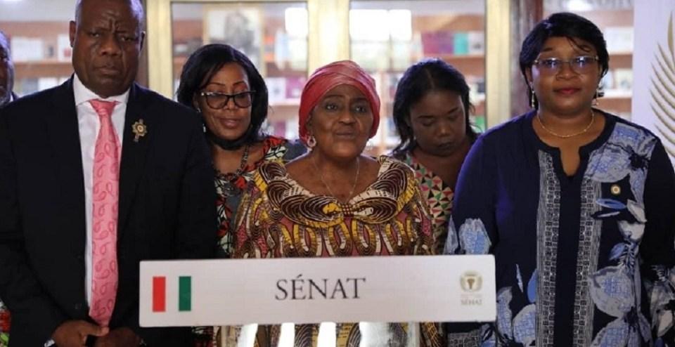 Les sénateurs ont adopté la nouvelle réglementation sur les accidents de route © Agence Ivoirienne de Presse (AIP)