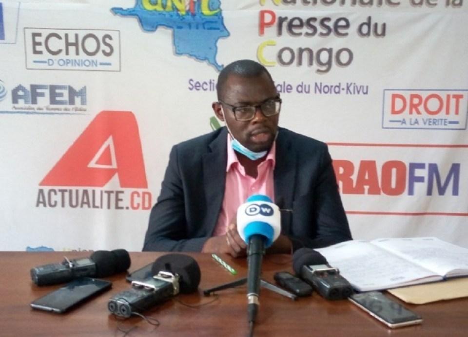 Le député Jean-Baptiste Kasekwa fait le point sur sa mission parlementaire sur l'état de siège