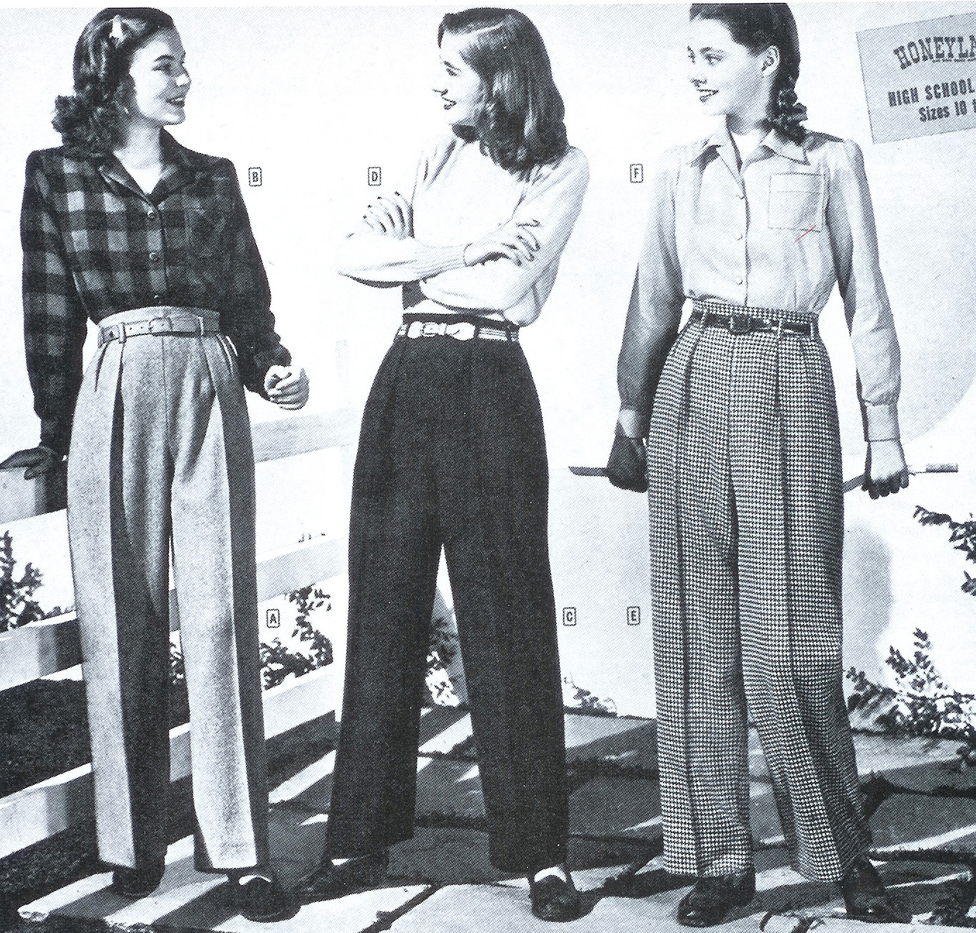 A World at War   Women at Work  the Chic Utility of the 1940 s     Fabulous