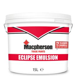 Macpherson Eclipse Emulsion 15L Brill White Magnolia