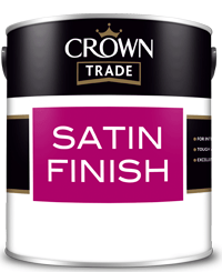 Satin Finish 2.5L White