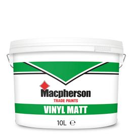 Macpherson Eclipse Emulsion 10L Brill White Magnolia
