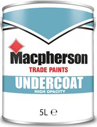 Macpherson Undercoat 5L White