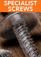 SPECIALIST SCREWS