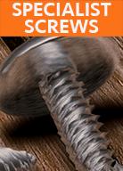 SPECIALIST SCREWS