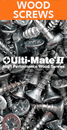 ULTIMATE WOOD SCREWS