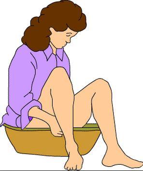 trateaza hemoroizii cu ajutorul bailor de sezut