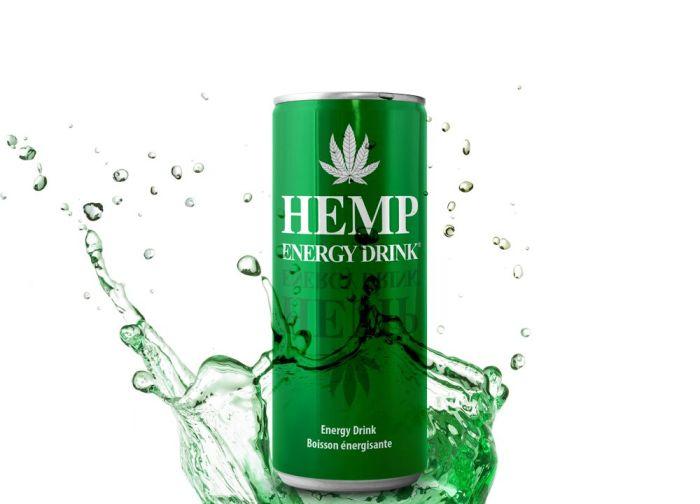 Hemp Energy Drink - Classic