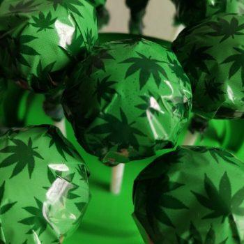 Little Green Lollipop