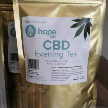 Hope CBD Evening Tea | 400mg CBD