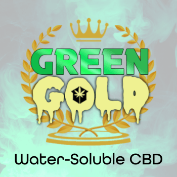 Green Gold -1500mg Water-Soluble CBD