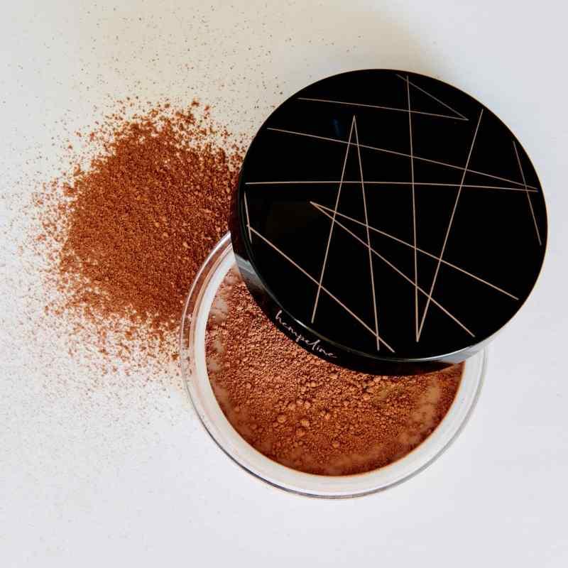 Hempeline Powder dark brown klein Quadrat