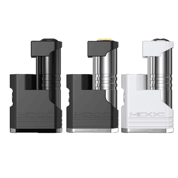 aspire sunbox mixx mod in 3 colours