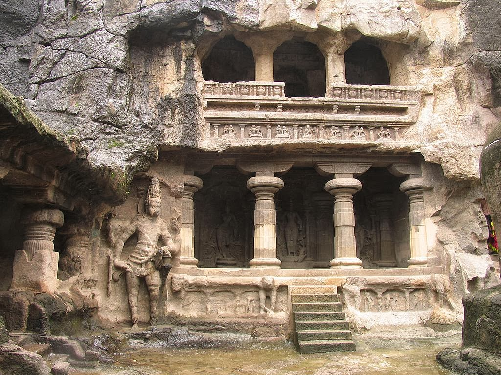 Hemp Walls Saved India's Ancient Ellora Caves