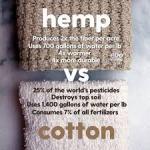 Hemp vs Cotton: Take a closer look!