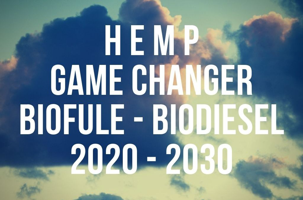 Hemp Biofuel: No Green New Deal Without It