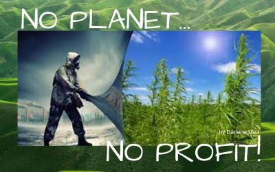 NO PLANET = NO PROFIT!
