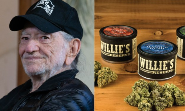 Willie Nelson Joins the Fight Against a Corporate Takeover of the Cannabis Industry