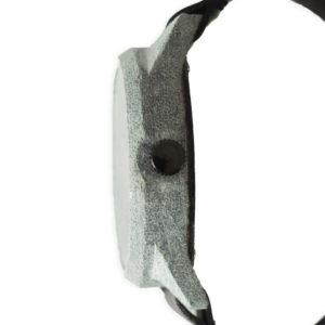 Hanfuhr grau 42mm seitlich