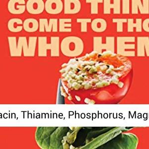 Manitoba Harvest Organic Hemp Hearts Shelled Hemp Seeds- 18oz- 10g Plant Based Protein & 12g Omegas