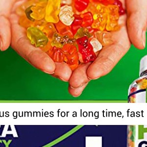 KEYLOR NUTRITION Premium Hemp Gummies - 30000 MG - All Natural Ingredients - Made in The USA- REVIEW