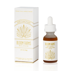 Bloom Farms Hemp Balance Tincture 300mg